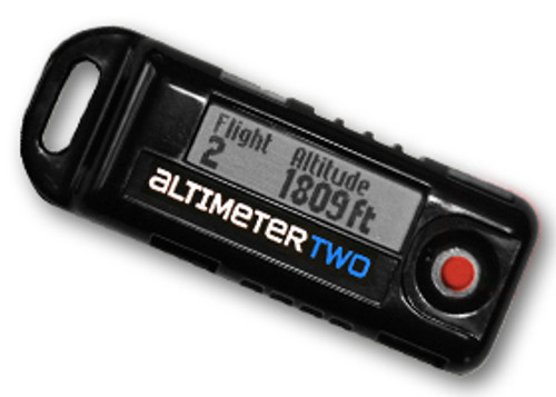 AltimeterTwo - digital altimeter reports 10 data points