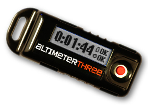 AltimeterThree - digital altimeter controlled by smartphone