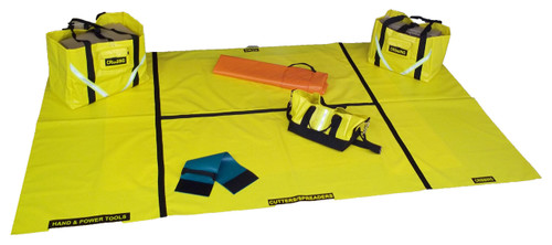 5 Piece Extrication Kit with Victim Cover