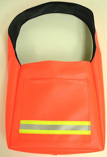 Forestry Hose Bag in orange