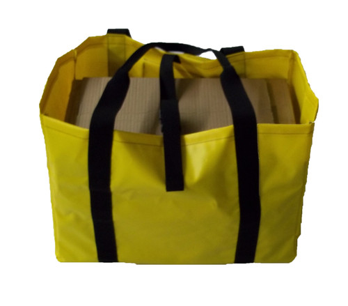 Cribbing Bag Back