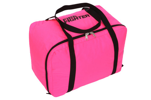 Pink Fire Fighter Gear Bag