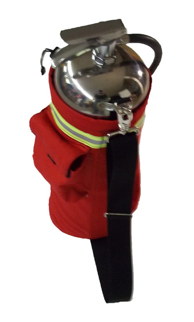Fire Extinguisher Bag Top