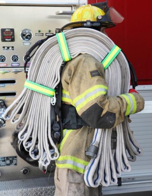 """HS-100 Hose Strap for 100' 1 3/4"""" hose"""
