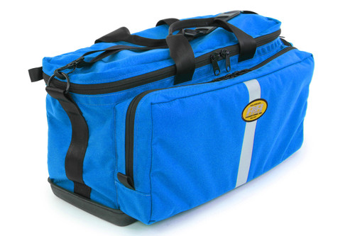 Oxygen Trauma bag in blue