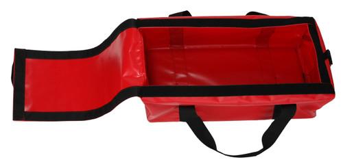 Hydrant Tool Storage Bag open