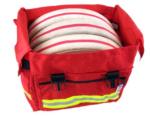 Forestry Hose Bag open