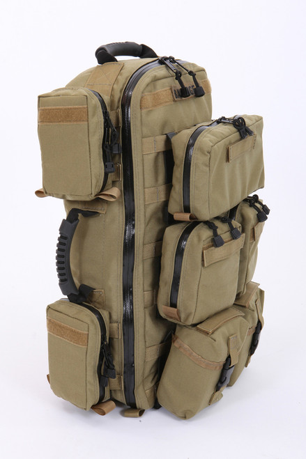 371BK-A Tactical Medical Back Pack 4