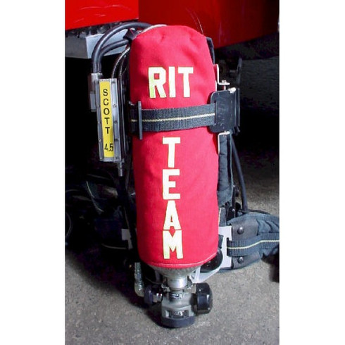 Golfire Scba Cylinder Fast Rit Team Identification Cover