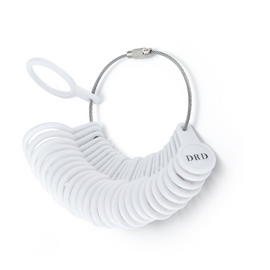 Jewelry Accessories: DRD Ring Sizer