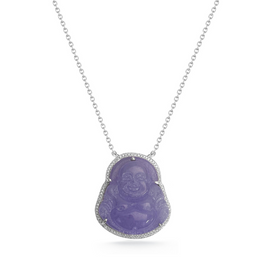 DRD Buddha Necklace 222