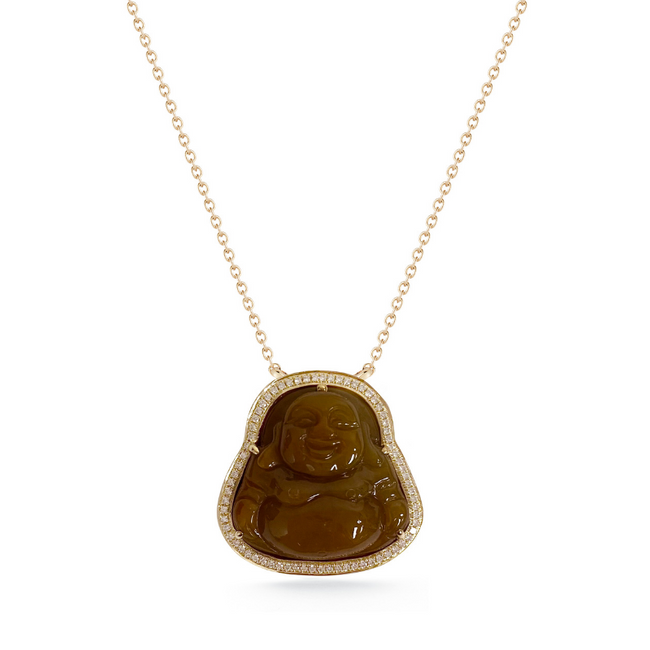 DRD Buddha Necklace 219