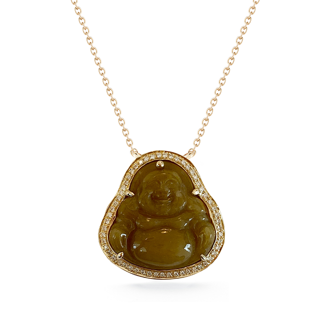DRD Buddha Necklace 233