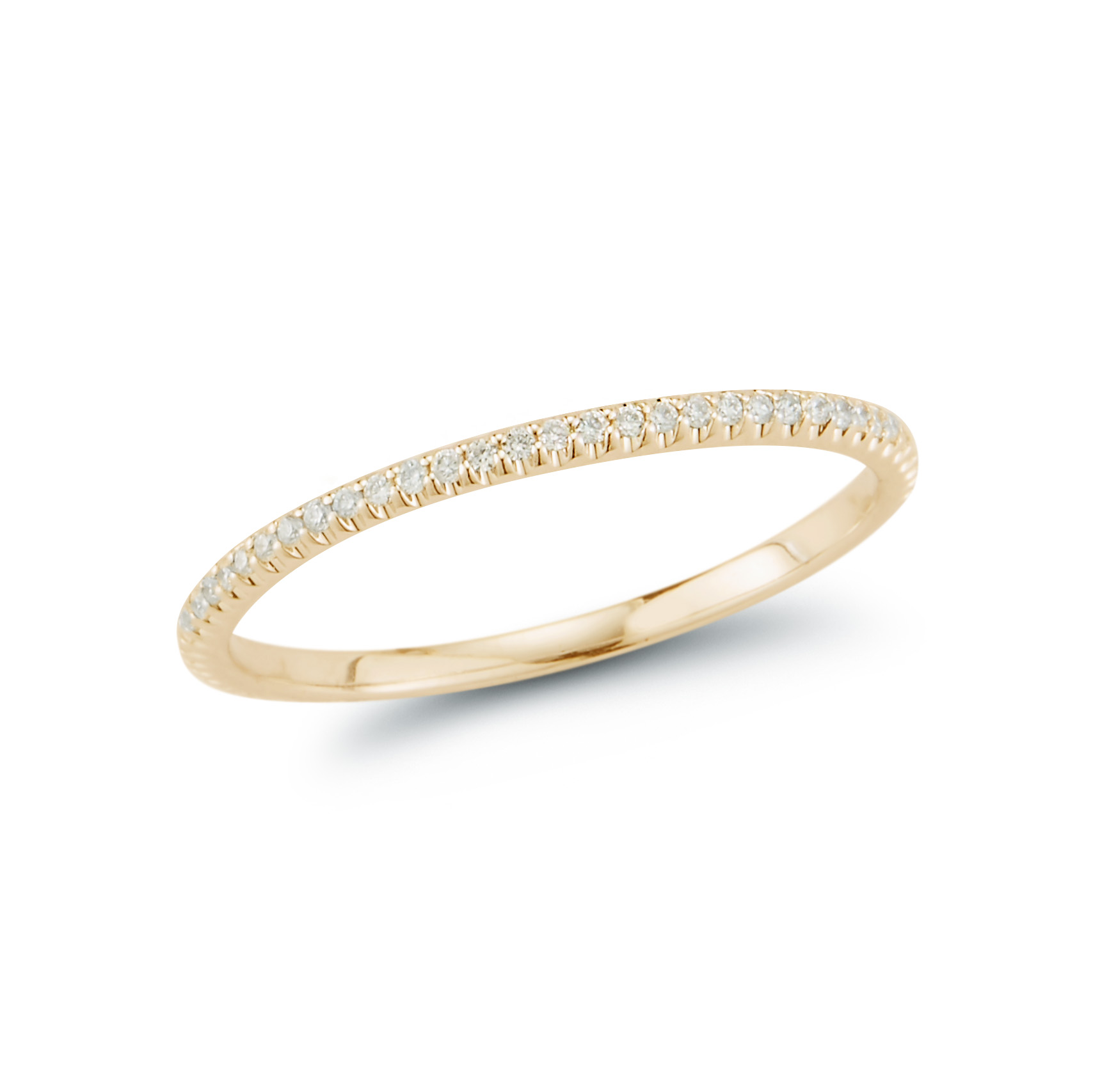 sylvie rose slim eternity ring