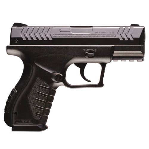 Umarex 2254804 XBG .177 BB Pistol CO2 Powered Black
