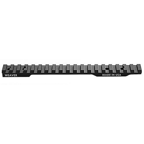 Weaver 99476 Extended Multi Slot Base Winchester Xpr La 99476