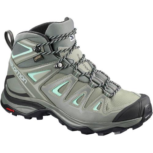 Salomon Women's X Ultra 3 Mid GTX Hiking Shoes