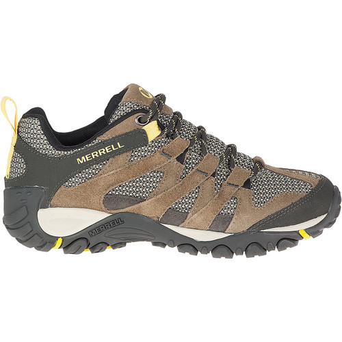 Merrell Women's ALVERSTONE Waterproof Hiking Shoe Brindle