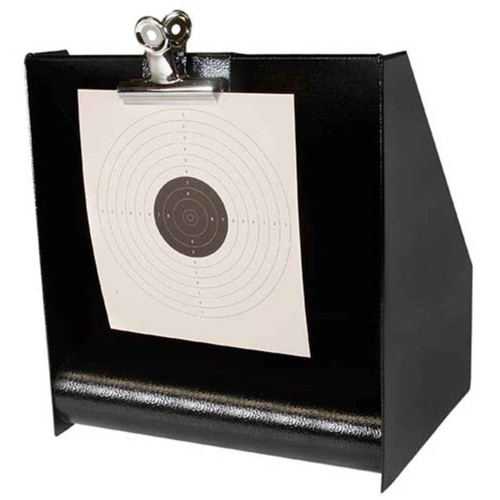 Champion .22Cal Rimfire Bullet Trap Steel Black, 40801