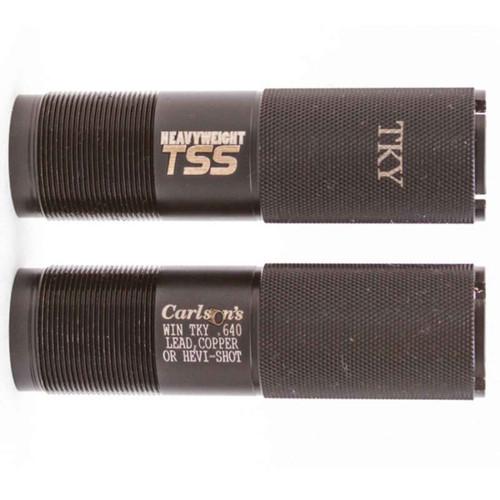 "Carlson's Winchester TSS Turkey Choke Tube 12 Gauge 0.640"" Winchester Choke System Extended Tube Matte Blue, 38005"