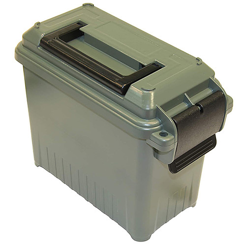 MTM AC15-11 AMMO CAN MINI- FOREST GREEN
