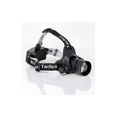 PREDATOR TACTICS LANTERN HEADLAMP GREEN/WHITE