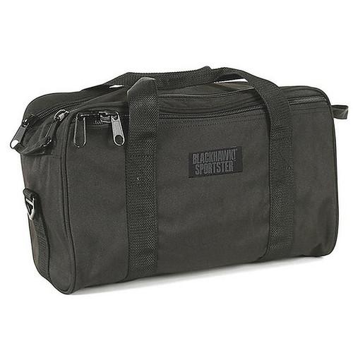 Blackhawk Sportster Pistol Range Bag Blk, 74RB02BK