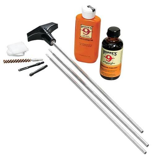 Hoppes Rifle Cleaning Kit .243, .25, .25-06, .257, 6mm, 6.5mm Cal., U243B