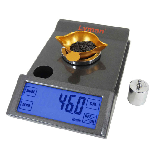 LYMAN 7750718 PRO-TOUCH 1500 ELECTRONIC SCALE
