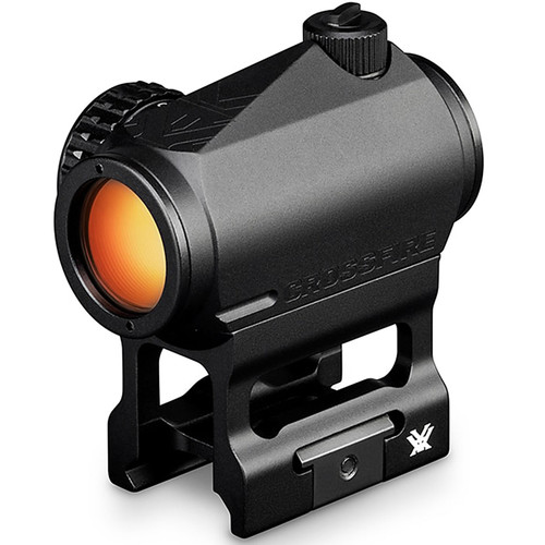 Vortex Crossfire Red Dot Sight - 2 MOA Dot CF-RD2