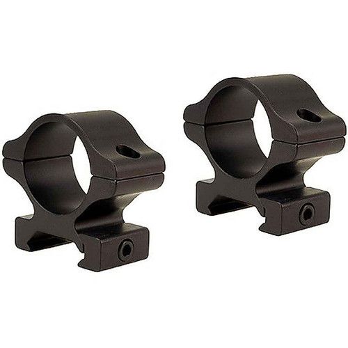 "Leupold Rifleman 1"" Detachable Medium Rings Matte Finish, 55860"
