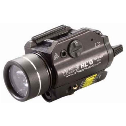 Streamlight TRL-2 HL G Flashlight With Green Laser 69265