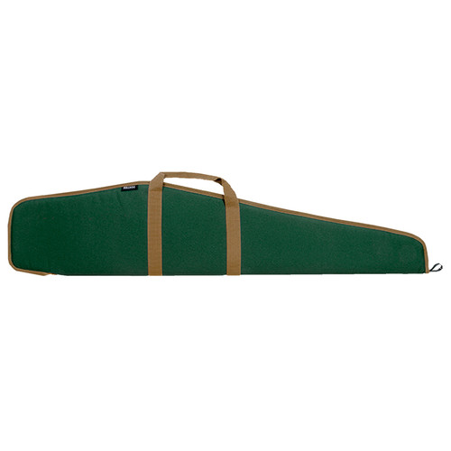 Bulldog Cases Economy Rifle Cases Green With Camel Trim 48 Inch, BD101