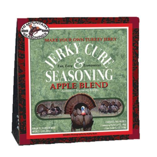 Hi Mountain Seasoning Wild Turkey Apple Blend Jerky Kit