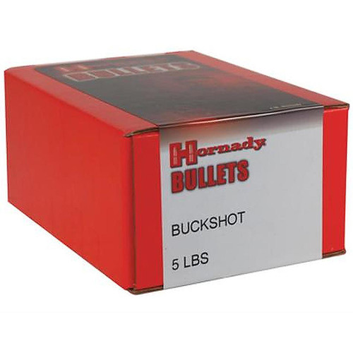 HORNADY 64000 000 BUCKSHOT .350 DIAMETER 5 LB. BOX