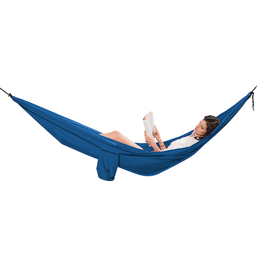 Coghlan's Single Blue Parachute Hammock