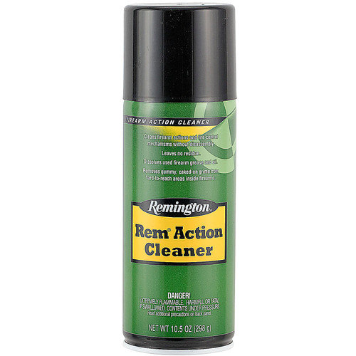 Remington Action Cleaner 10.5 Ounce Aerosol Can, 18395