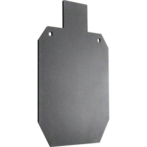 "Champion Traps and Targets Center Mass 2/3 IPSC AR500 .375"" Steel Target 44907"