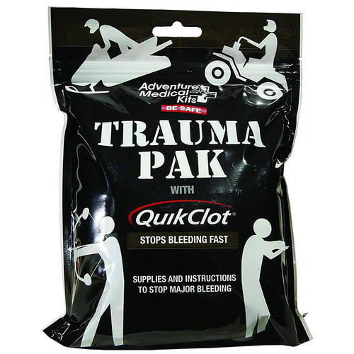 Adventure Medical Kits Trauma Pak w/Quik Clot