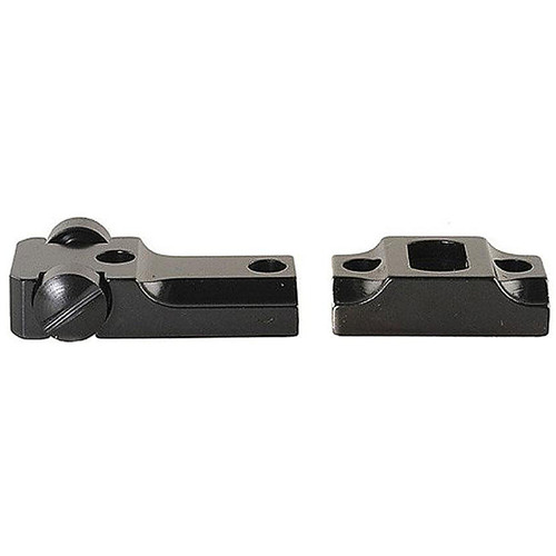 Leupold STD Winchester 70 Reverse Front/Rear Base Set Matte Black 50023
