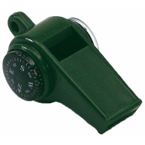 Remington Sporting Dog Deluxe Multi-Function Compass/Thermometer Whistle with Pea