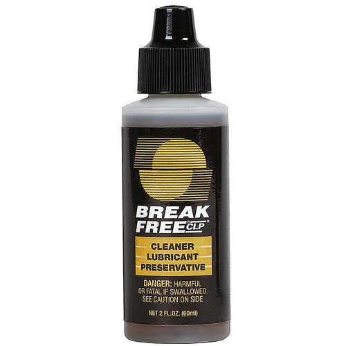 Break-Free CLP-20 Liquid Eye Dropper Bottle 2 Oz, CLP-20-10