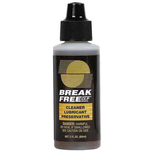 Break-Free CLP-20 Liquid Eye Dropper Bottle 2 Oz, CLP-20-10