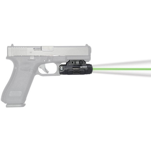 Viridian X5L Gen 3 Universal Green Laser Tactical Light 500 Lumens IO