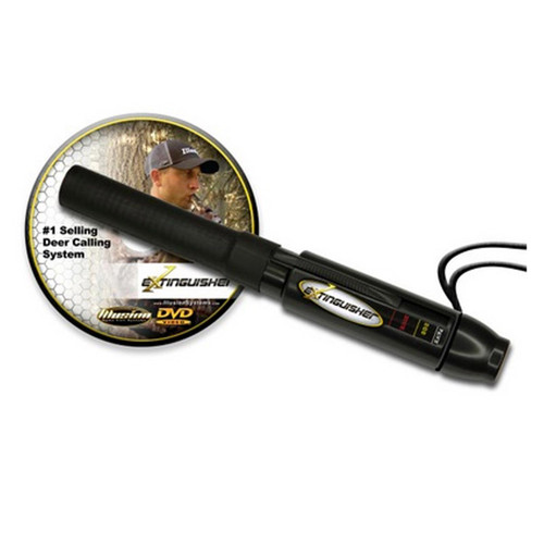 Illusion Game Calls Extinguisher Deer Calling System Black With DVD, 741