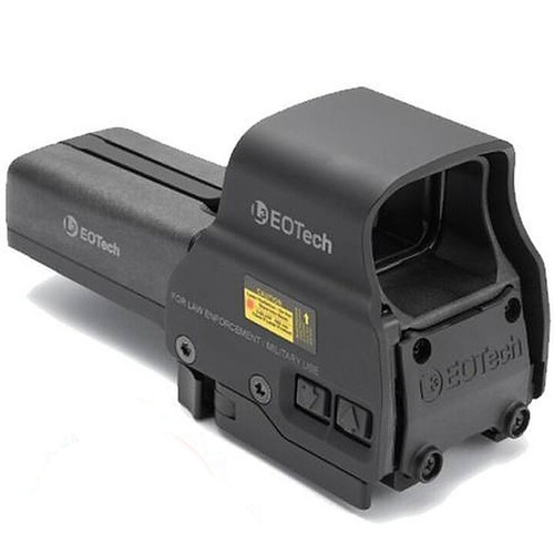 EOTech 518.A65 Holographic Sight 68 MOA Circle with 1 MOA Dot with QD Base