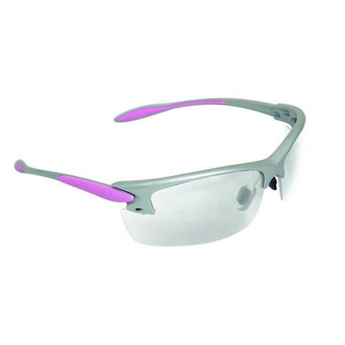 Radians Womens Shooting Glasses Clear Lens, PG0810CS