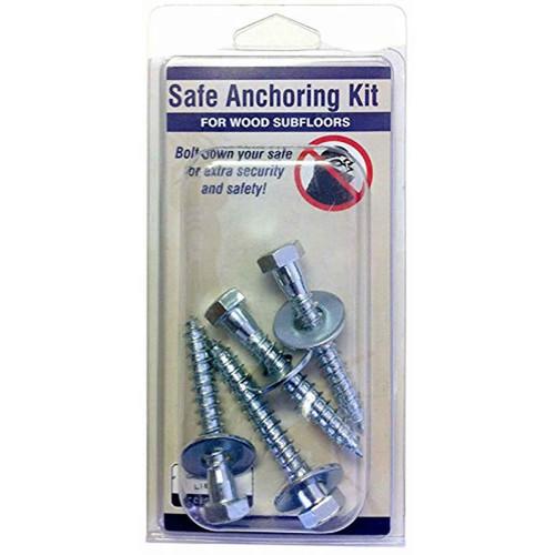 Liberty Safe Heavy Duty Wood Gun Safe Anchoring Kit 10915