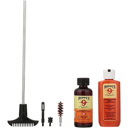 Hoppe's Pistol Cleaning Kit .44/.45 Caliber Clamshell, PCO45B