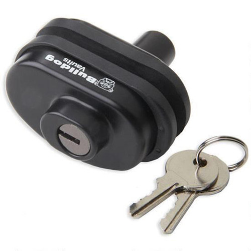 Bulldog Cases Bulldog Vault Keyed Trigger Lock Black, BD8001